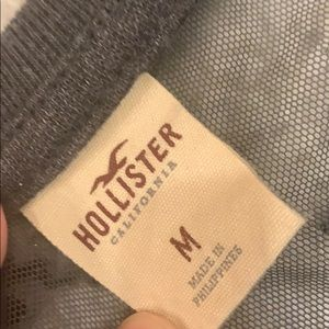 Hollister Tops - Hollister Blue Sparks Sweater